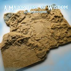 A Major Test of Wisdom: A Legend of Zelda Breath of the Wild Jigsaw Puzzle