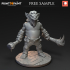 Goblin Raider (Free Sample) image
