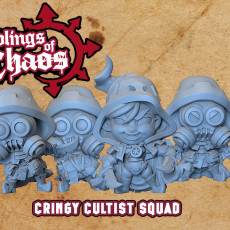 Cringy cultist Squad