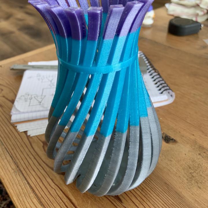 Weird Twisty Vase