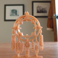 Dreamcatcher shelf ornament