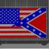 Amerifederate flag image