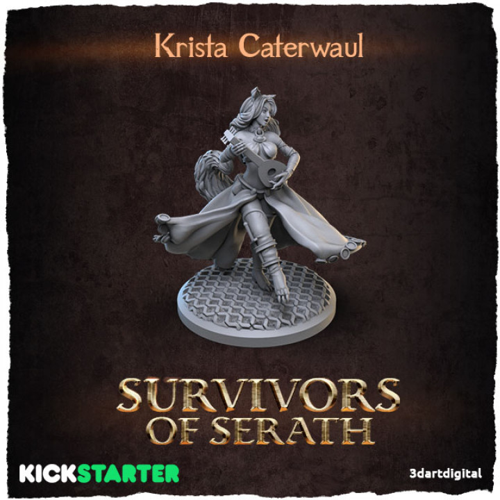 Krista Caterwaul's Cover