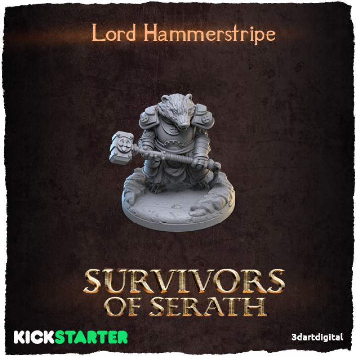 Lord Hammerstripe's Cover