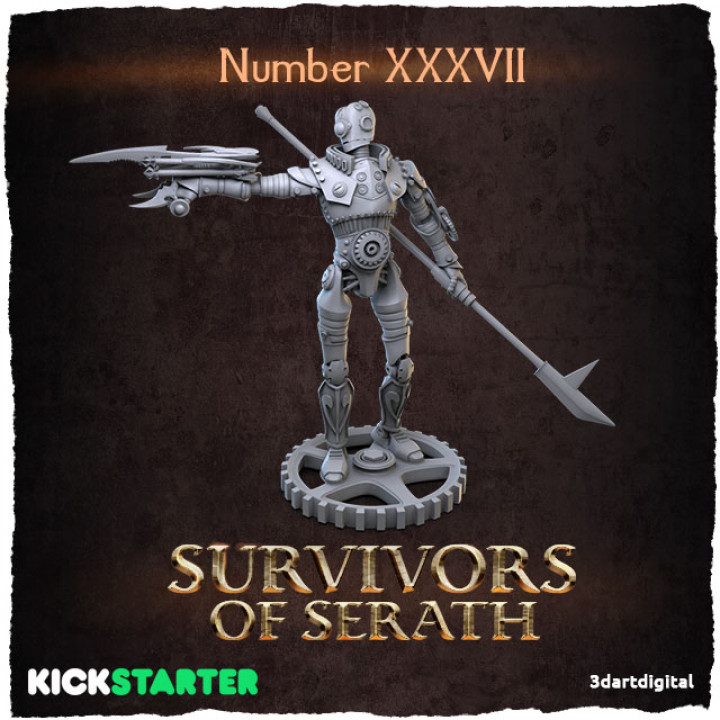 Number XXXVII's Cover
