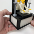 Levitation, a 3D Printed Automaton Illusion. image