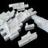 Montini Death of Lucretia Wall Set (Lego Compatible) image