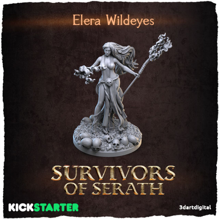 Elera Wildeyes's Cover