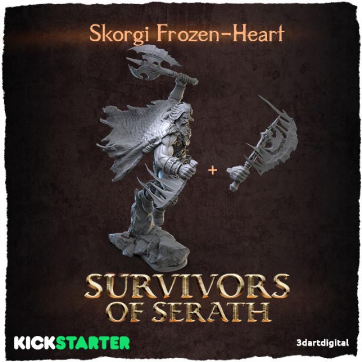 Skorgi  Frozen-Heart's Cover