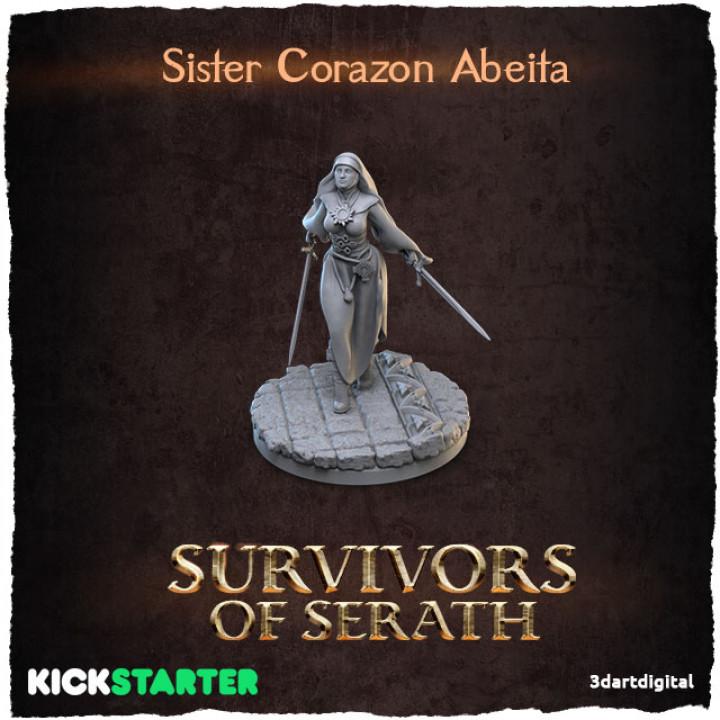 Sister Corazon Abeita's Cover