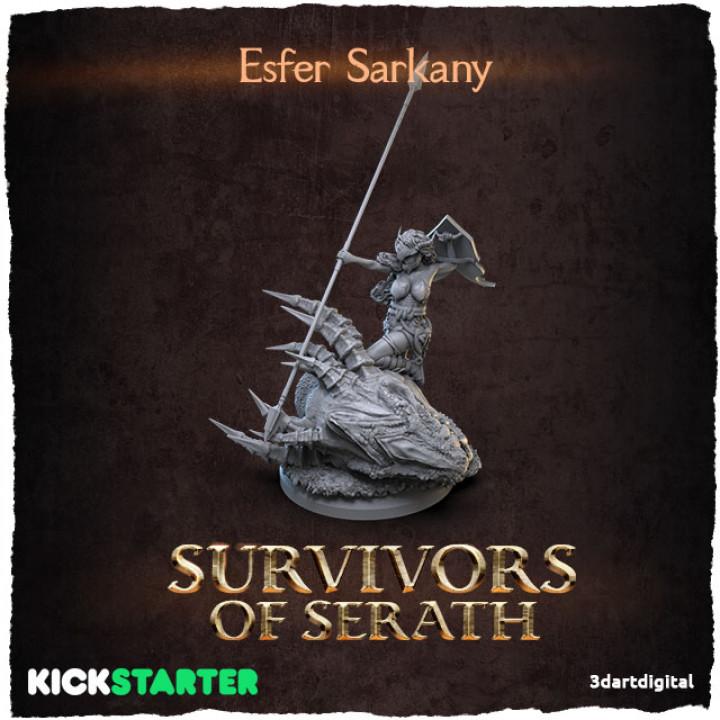 Esfer Sarkany's Cover