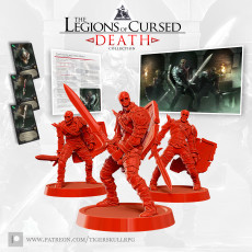 The Legions of Cursed Death Collection