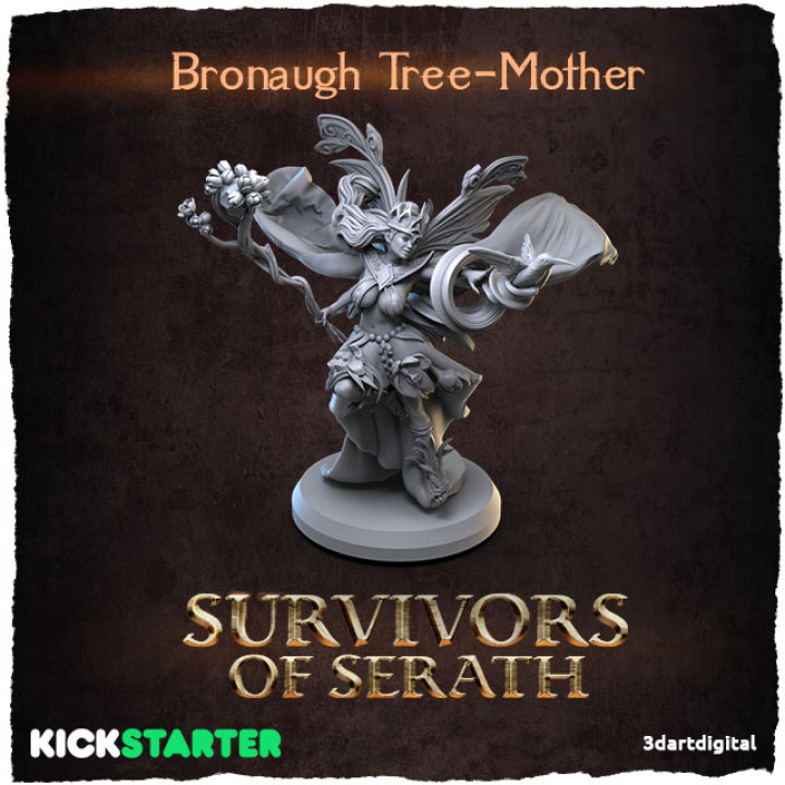 Bronaugh Tree-Mother's Cover