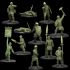 City Guard/Soldier Bundle [PreSupported] image
