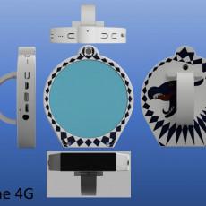 CyrclePhone 4G MultiPurpose Handle
