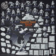 Dragon's Vault Raid (Pre-Supported Bundle)