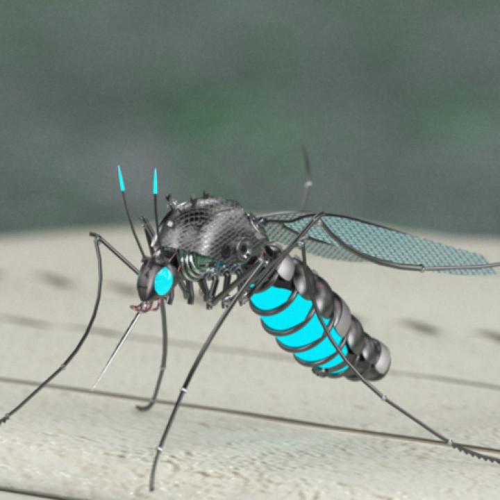 Mosquito Robot