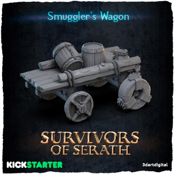 Smuggler's Wagon's Cover