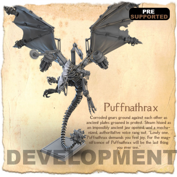 Puffnathrax's Cover