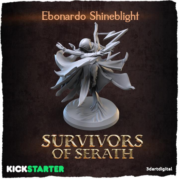 Ebonardo Shineblight's Cover