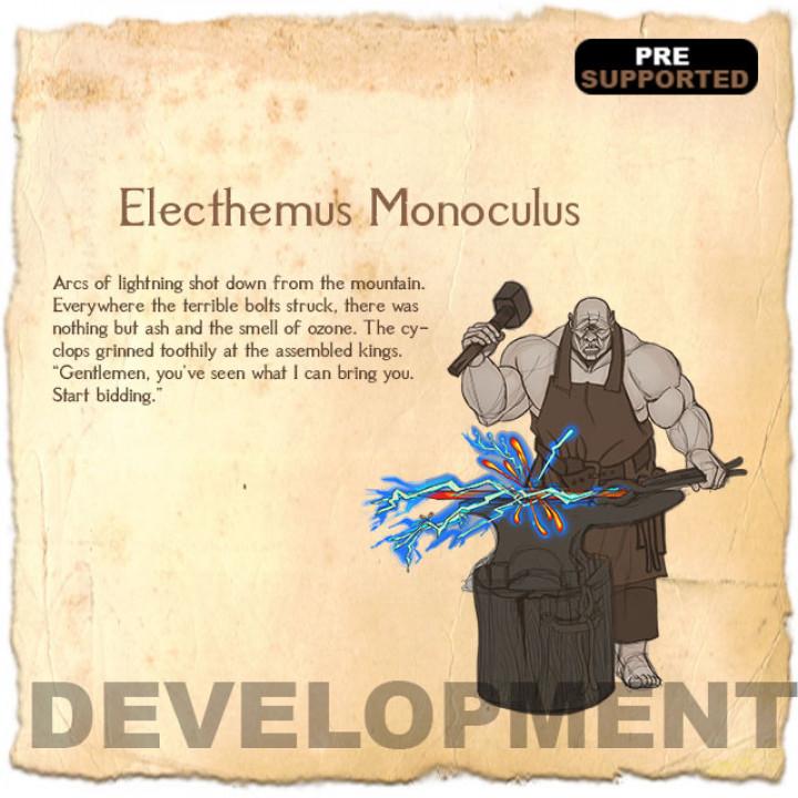 Electhemus Monoculus's Cover