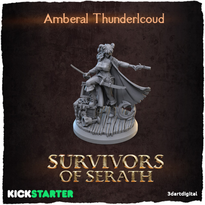 Amberal Thundercloud's Cover