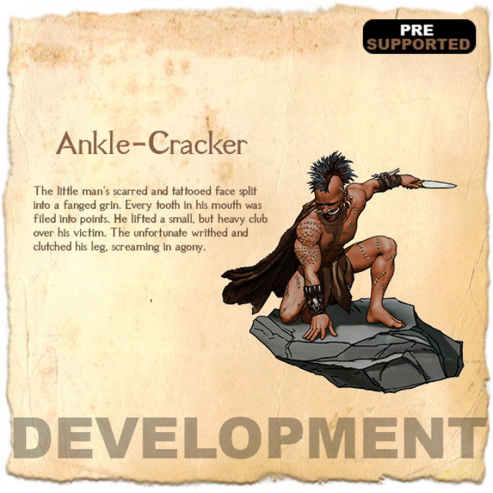 Ankle-Cracker's Cover