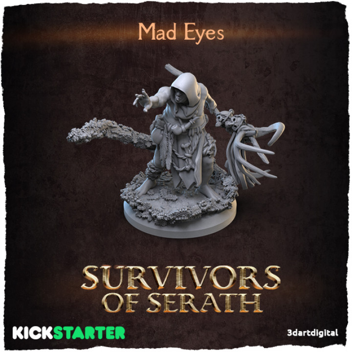 Mad Eyes's Cover