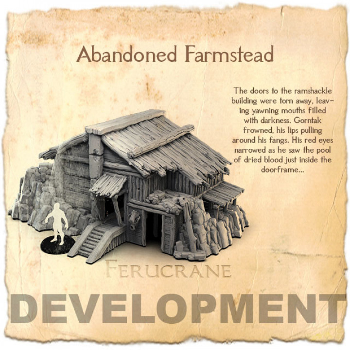 Abandoned Farmstead's Cover