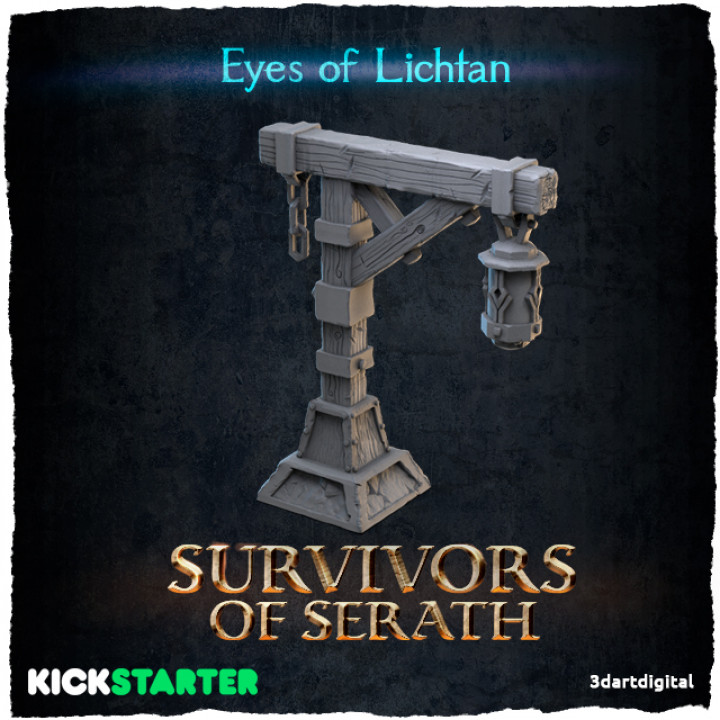 Eyes of Lichtan's Cover