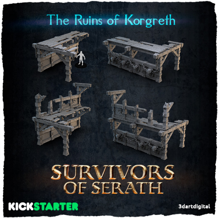 The Ruins of Korgreth's Cover