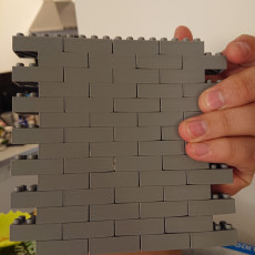 Picture of print of Montini Queen of the Night Wall Set (Lego Compatible)