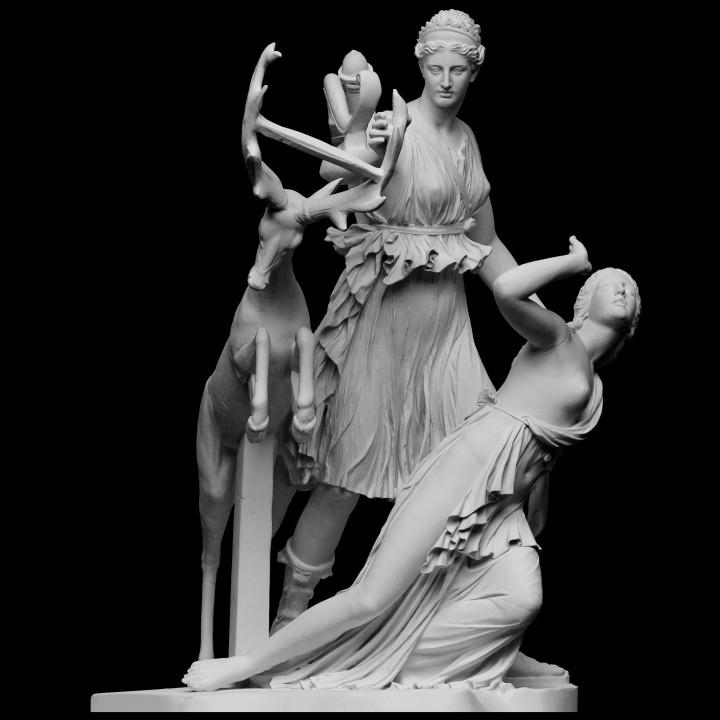 Artemis and Iphigeneia