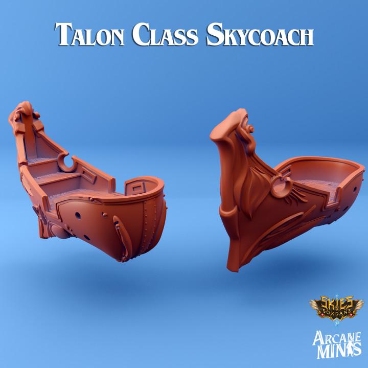 Airship - Talon Class Skycoach