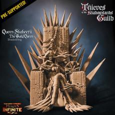 Queen Shaheerii, the Guild Queen