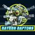 Raygun Raptors Kickstarter Free Sample image