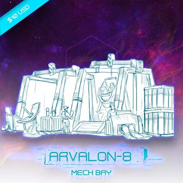 Arvalon-8 Mech Bay (Under Development)'s Cover