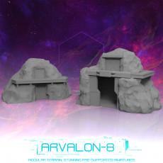 Arvalon-8 Smugglers' Dens