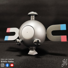 Magnemite (1/4 Scale Pokemon)