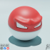 Voltorb (1/10 Scale Pokemon) image