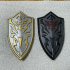 Large Royal Shield/Royal Guard's Shield: Legend Of Zelda, Breath Of The Wild image