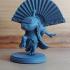 Hanarin, Hanzaki Salamander Ninja (Fan) (Pre-Supported) image