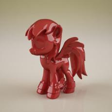Winged pony