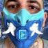 COVID-19 samurai respirator sub zero image