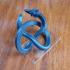 Torus knot dragon image