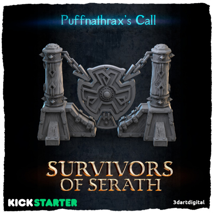 Puffnathrax's Call's Cover