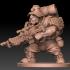 Imperial Dwarf Guardsman 1 image