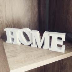 Letter Home Decoration