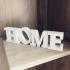 Letter Home Decoration image