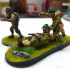 FREE TEST - French medic - 28mm WWII Wargame image